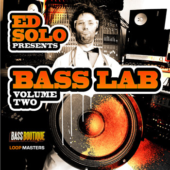 Сэмплы Bass Boutique Ed Solo Presents Bass Lab Vol.2