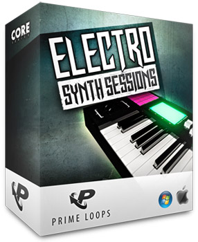 Сэмплы Prime Loops Electro Synth Sessions