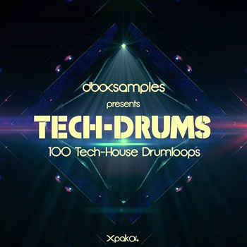 Сэмплы dboxsamples Tech Drums