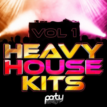 Сэмплы Party Design Heavy House Kits