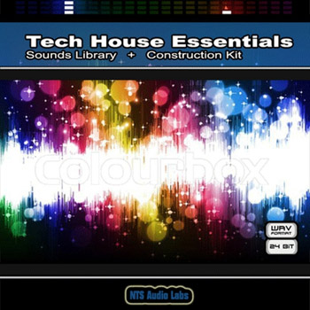 Сэмплы NTS Audio Labs Tech House Essentials