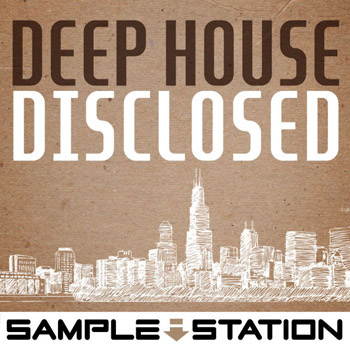 Сэмплы Sample Station Deep House Disclosed