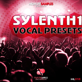 Пресеты HighLife Samples Sylenth1 Vocal Presets