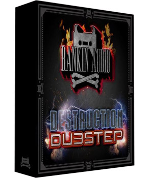 Сэмплы Rankin Audio Destruction Dubstep