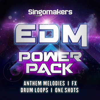 Сэмплы Singomakers EDM Power Pack