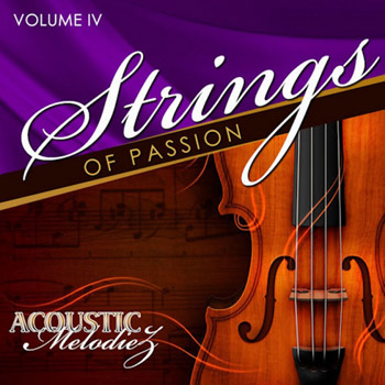 Сэмплы Acoustic Melodiez Strings Of Passion Vol 4