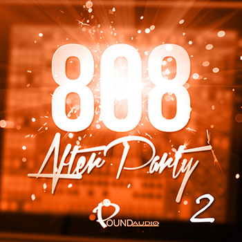 Сэмплы Pound Audio 808 After Party 2