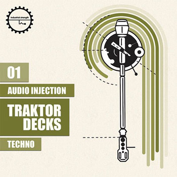 Сэмплы Industrial Strength Records Audio Injection Traktor Decks Techno