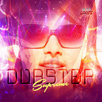Сэмплы MVP Loops Dubstep Supreme