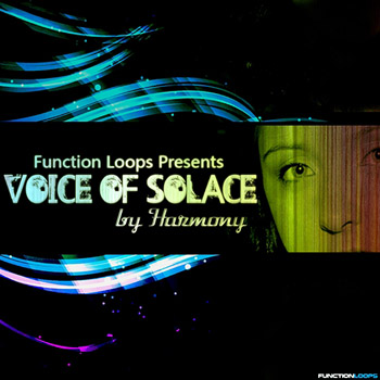 Сэмплы вокала - Function Loops Voice Of Solace