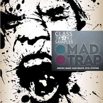 Сэмплы Class A Samples Mad Trap