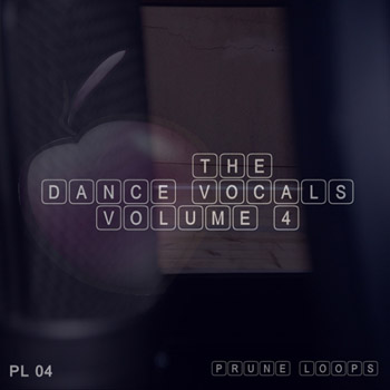 Сэмплы вокала - Prune Loops The Dance Vocals Vol 4