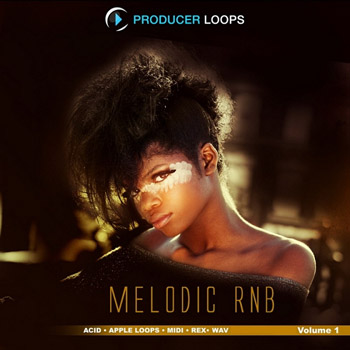Сэмплы Producer Loops Melodic RnB Vol 1