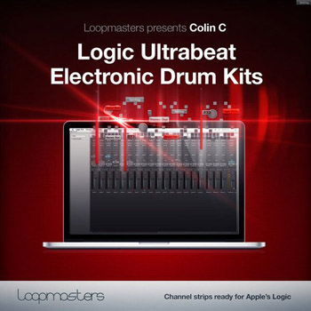 Сэмплы Loopmasters Logic Ultrabeat Electronic Drum Kits