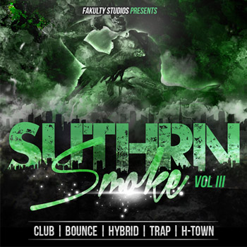Сэмплы Fakulty Studios Suthrn Smoke Vol 3