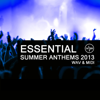 Сэмплы и MIDI - Pulsed Records Essential Summer Anthems 2013