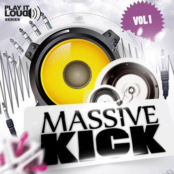 Сэмплы бочек - Shockwave Play It Loud Massive Kick Vol 1