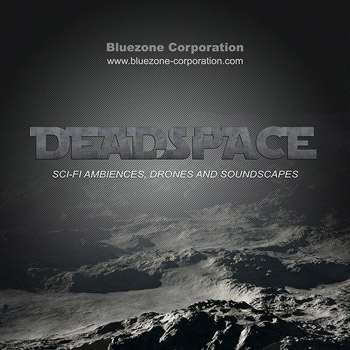 Сэмплы Bluezone Corporation Deadspace Sci Fi Ambiences Drones and Soundscapes