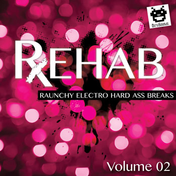 Сэмплы Dirtisounds R.E.H.A.B Raunchy Electro Hard Ass Breaks Vol.2