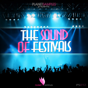 Сэмплы Planet Samples The Sound of Festivals