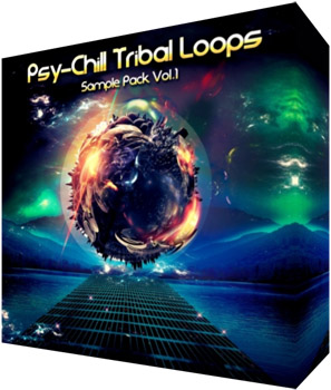 Сэмплы Speedsound Psy Chill Tribal Loops Vol 1