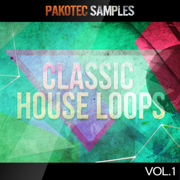 Сэмплы Pakotec Productions Classic House Loops Vol.1