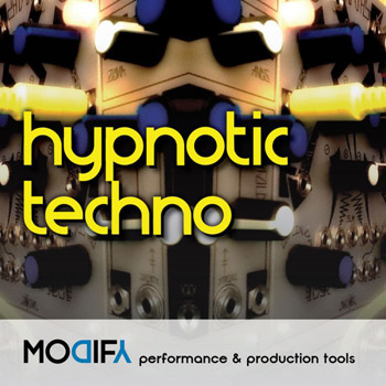 Сэмплы MODIFY hypnotic techno