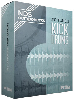 Сэмплы бочек - No Dough Samples NDS Components Kick Drums