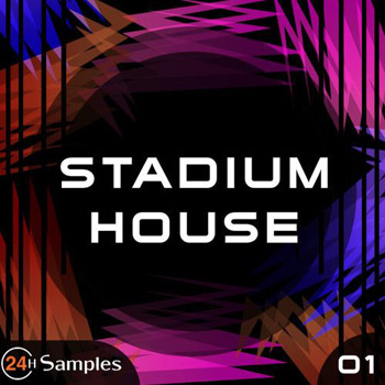 Сэмплы 24h Samples Stadium House