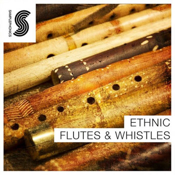 Сэмплы Samplephonics Ethnic Flutes and Whistles