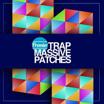 Пресеты Premier Sound Bank Premier Trap Massive Patches