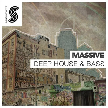 Пресеты Samplephonics Massive Deep House and Bass