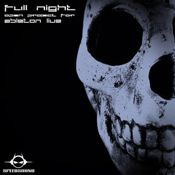 Проект Speedsound Ableton Live Psytrance Project: Full Night