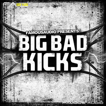 Сэмплы бочек - Famous Audio Big Bad Kicks