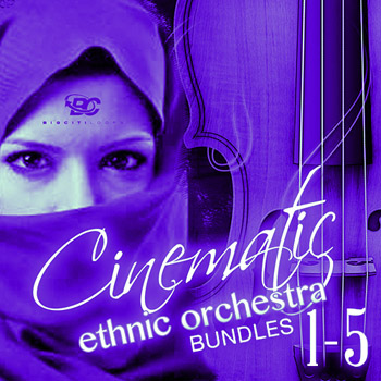 Сэмплы Big Citi Loops Cinematic Ethnic Orchestra Bundle
