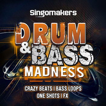 Сэмплы Singomakers Drum and Bass Madness