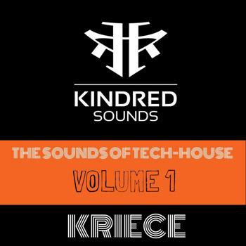 Сэмплы Kindred Sounds The Sounds of Tech House Volume 1 Kriece