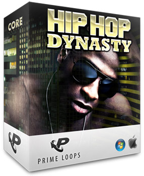 Сэмплы Prime Loops Hip Hop Dynasty
