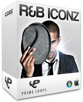 Сэмплы Prime Loops R&B Iconz