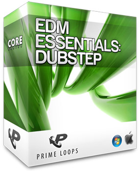 Сэмплы Prime Loops EDM Essentials Dubstep