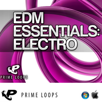 Сэмплы Prime Loops EDM Essentials Electro