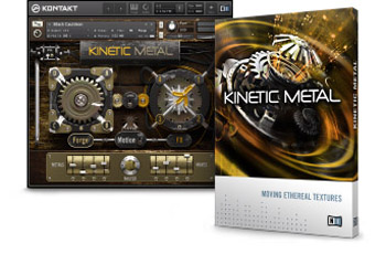 Native Instruments выпустили Kinetic Metal