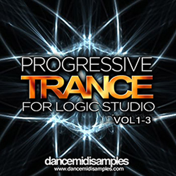 Проекты DMS Progressive Trance For Logic Studio Project 1 - 3