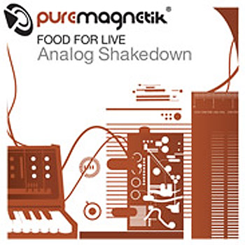 Сэмплы Puremagnetik Food For Live - Analog Shakedown