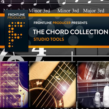 Сэмплы Frontline Producer The Chord Collection Studio Tools