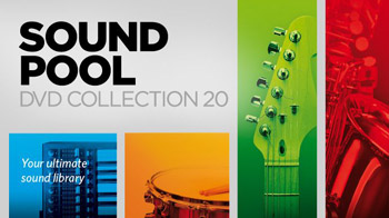 Сэмплы MAGIX Soundpool DVD Collection 20