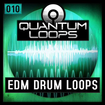 Сэмплы Quantum Loops EDM Drum Loops