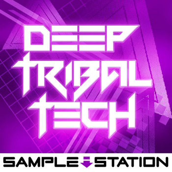 Сэмплы Sample Station Deep Tribal Tech
