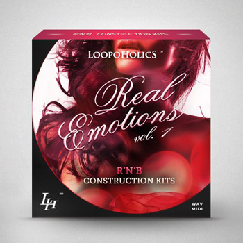 Сэмплы Loopoholics Real Emotions Vol.1 RnB Construction Kits