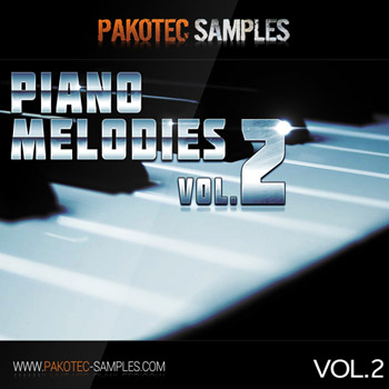 MIDI файлы - Pakotec Samples Piano Melodies Vol 2